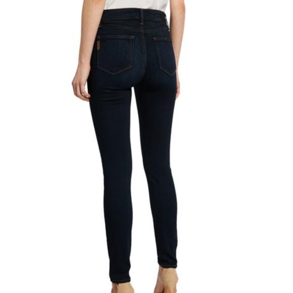 PAIGE Denim - Paige Hoxton Ultra Skinny High Waist Jeans